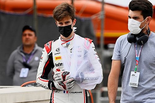 Pourchaire unsure on recovery for Silverstone F2 round