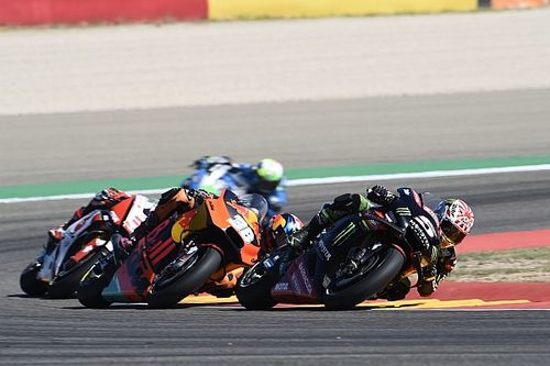 MotoGP denkt über andere Reihenfolge der Klassen nach