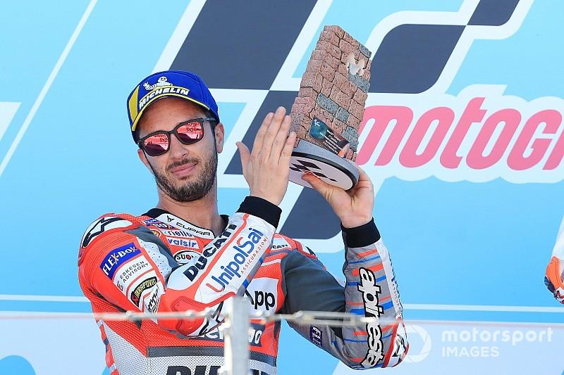 MotoGPニュース|ドヴィツィオー...
