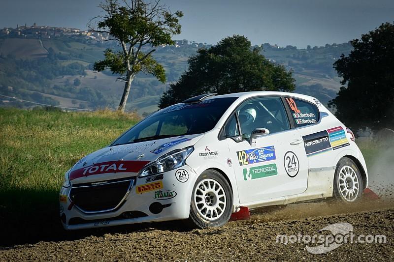 TOP 208, PS6: Mazzocchi attacca Ciuffi