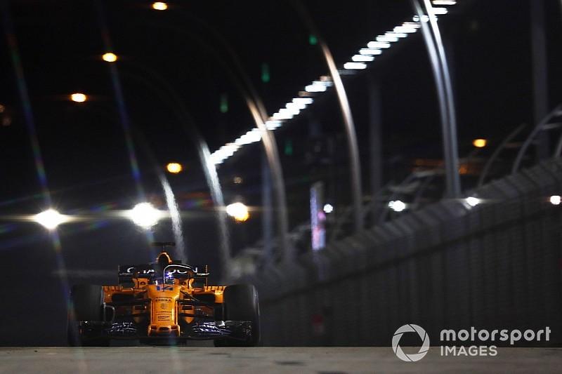 Alonso, el mejor del resto en Singapur: