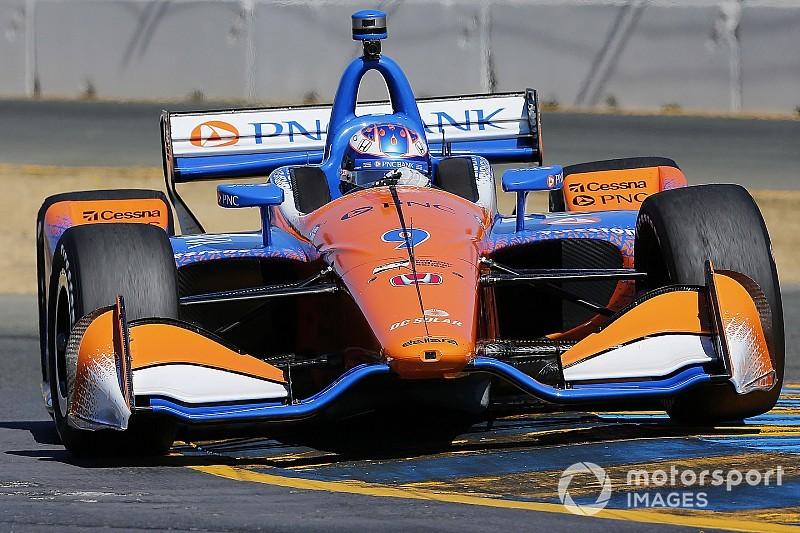 Sonoma IndyCar: Hunter-Reay kazandı, Dixon beşinci kez şampiyon oldu