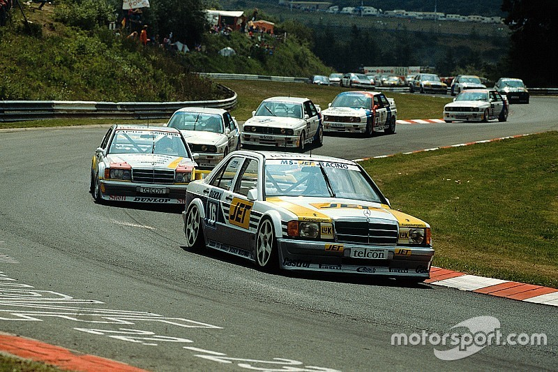 Bilder-Rückblick: Die originale DTM auf der Nürburgring-Nordschleife