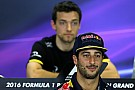 Australian GP: Thursday's press conference