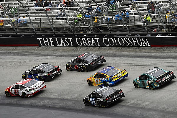 NASCAR Cup Special feature NASCAR Roundtable: Bristol puts on a show once again