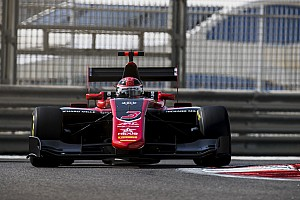 GP3 Qualifying report Abu Dhabi GP3: Russell follows F1 run with pole position