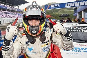 WTCC Noticias de última hora Esteban Guerrieri piloto oficial Honda para el WTCC de Japón