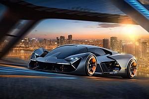 Lamborghini hybrid hypercar reportedly debuting in Frankfurt