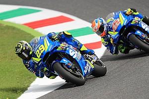 MotoGP Practice report Mugello MotoGP: Iannone dominates opening practice