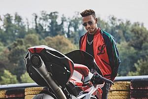 Other bike Breaking news MV Agusta unveils new Lewis Hamilton edition Brutale 800 RR