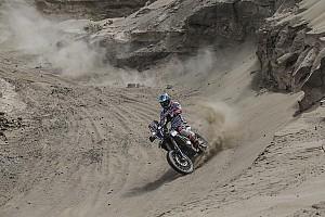 Dakar Etap raporu Dakar 2018, 5. Etap: Santosh istikrarlı sürdü, KP yarış dışı