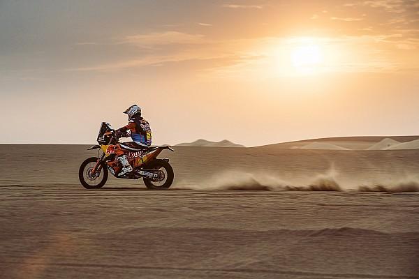 Dakar 2018, Stage 4: Sunderland out, van Beveren leads