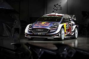 WRC Galería La decoración de los coches de Hyundai y M-Sport para el WRC 2018