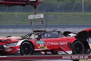 DTM I più cliccati Video DTM: Rast in ospedale dopo il pauroso capottamento con l'Audi