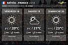 Météo - Le soleil au rendez-vous pour le GP de France