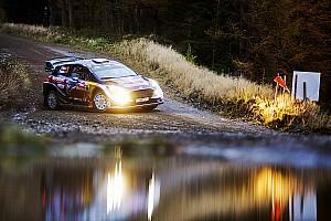 WRC Resumen de la fase Ogier consigue su quinto título y Evans se lleva el Rally de Gales