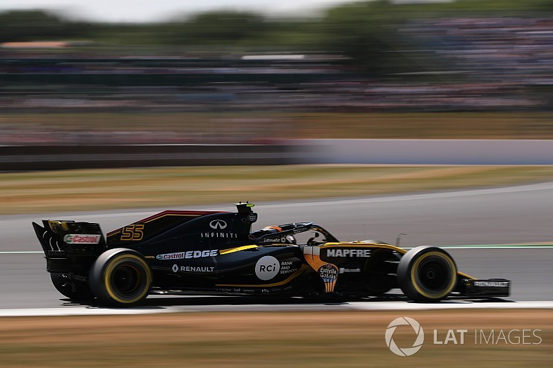 Проблеми з шинами обмежили стратегію Renault у Сільверстоуні