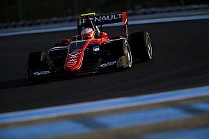 GP3 Testverslag Hubert topt tweede dag van GP3-test Paul Ricard