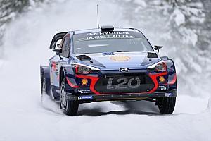 WRC Rapport d'étape ES15 & 16 - C'est