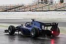 FIA F2 Снег и Halo: Формула 2 тестируется в Маньи-Куре