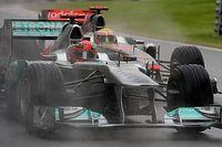 """Haug: """"Schumacher niet aan de kant geschoven door Mercedes"""""""