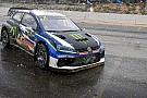 Rallycross-WM WRX Montalegre: Kristoffersson siegt im portugiesischen Schnee