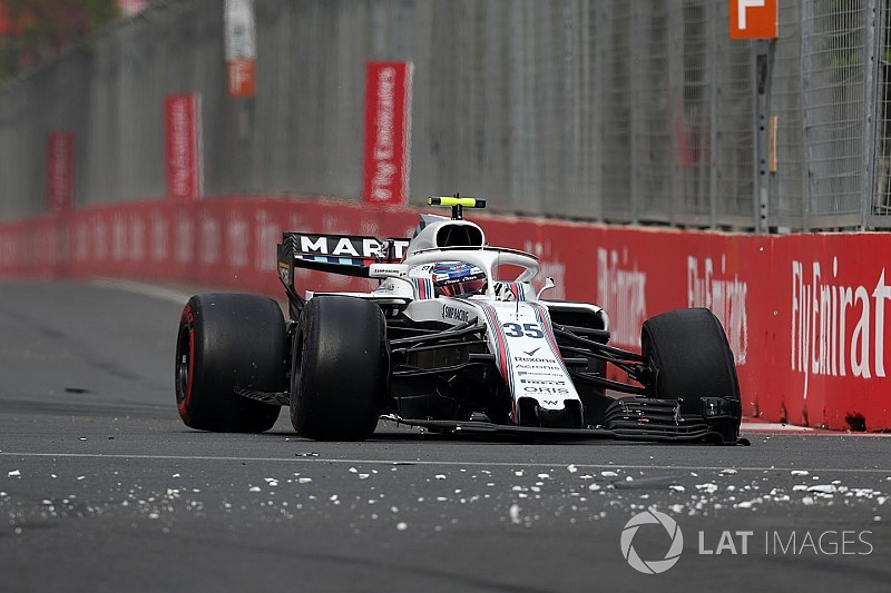 Sirotkin handed grid penalty for first-lap clash
