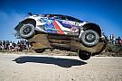 WRC Szenzációs képek az Argentin Raliról