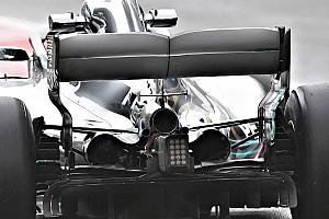 فورمولا 1 تحليل كيف تجاوزت فرق الفورمولا واحد قيود دفع غازات العادم نحو الأجنحة