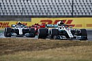 Team orders would've applied with Bottas leading too - Mercedes