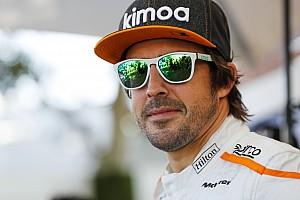 Alonso, Melbourne'de yağmur istiyor
