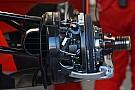 Formula 1 Ferrari: i dischi Brembo anteriori con 1.500 fori di raffeddamento!