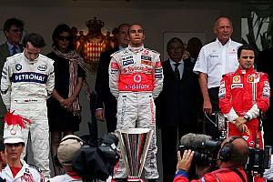 GALERIA: Relembre os últimos vencedores do GP de Mônaco