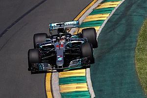 Melbourne, Libere 2: Verstappen fra le Mercedes, Kimi è vicino