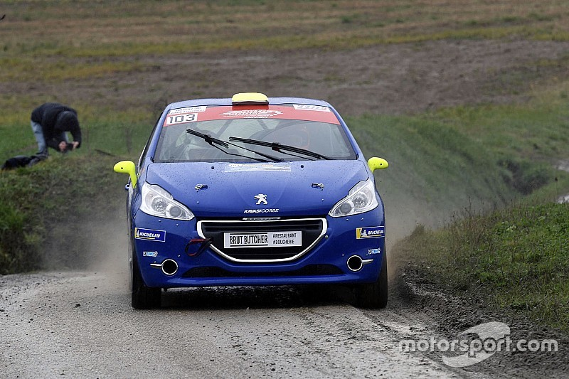 Rallye Pays du Gier : Thomas Schmid s'illustre en Junior