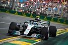 Formula 1 Part changes put Bottas on penalty limit