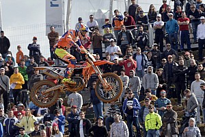 Mondiale Cross MxGP Qualifiche Seconda pole position di fila per Jeffrey Herlings in Portogallo