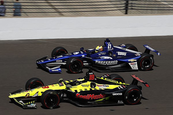 IndyCar Preview How the 2018 IndyCar will change racing in the Indy 500