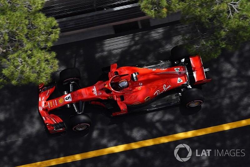 フェラーリ、モナコで新サスペンション使用を決断。その効果を実感?