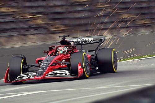 F1车队被禁止在今年进行2022规则研发
