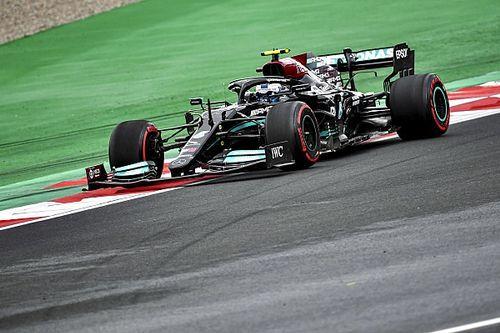 Mercedes craignait une chute de performances mais s'est rassuré