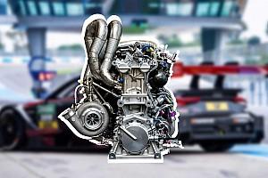 New Audi four-cylinder race engine develops an impressive 610bhp