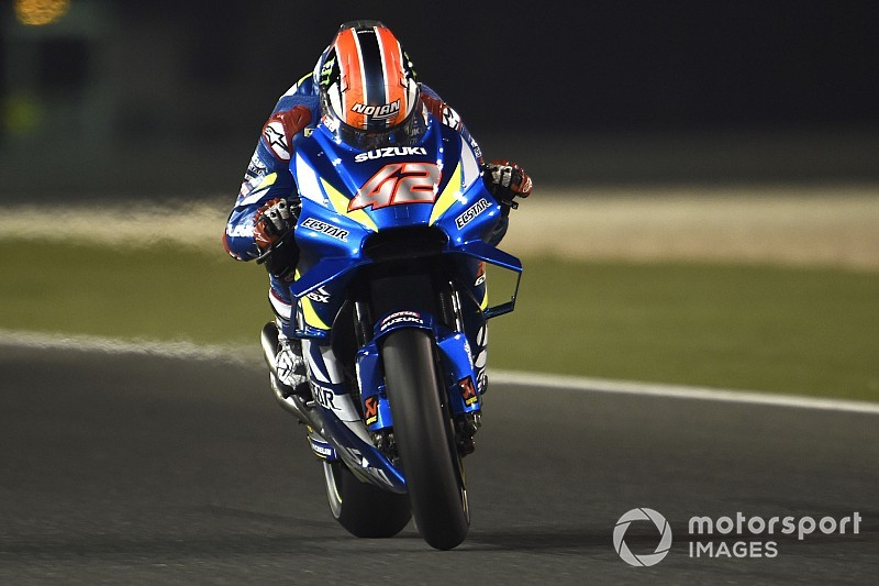 Rins: Suzuki has given me everything I asked for