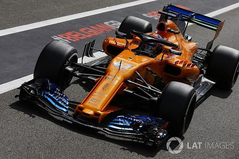 Norris, Monza'da McLaren'la ilk seansa katılacak