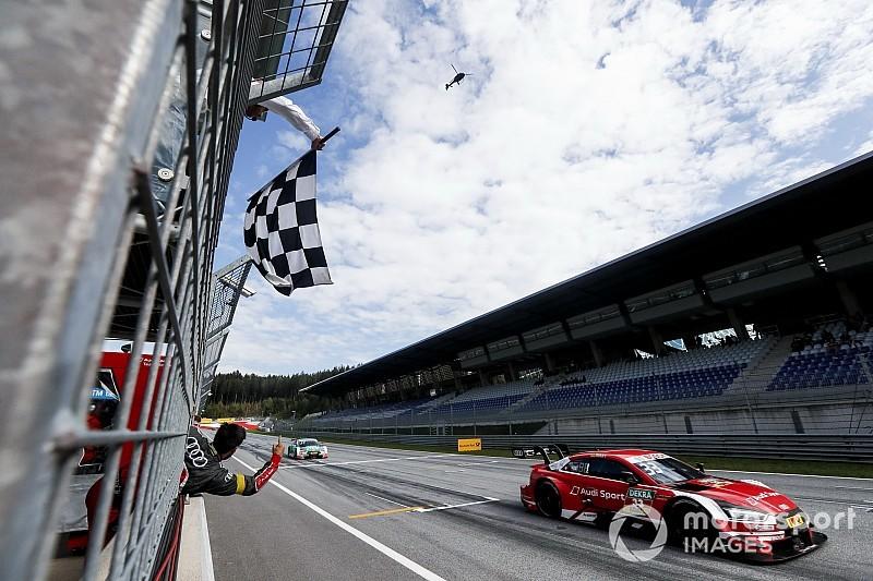 Teljes egészében a DTM második versenye a Red Bull Ringről: bedurvult az Audi a végére