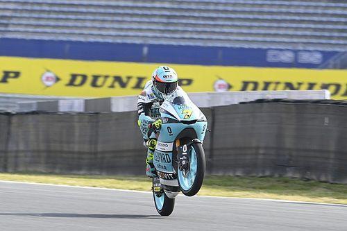 Foggia schrijft Moto3-race in Assen overtuigend op zijn naam
