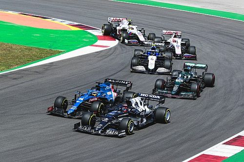 Jadwal F1 GP Spanyol 2021 Hari Ini