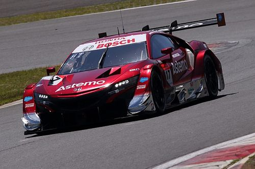 Fuji Super GT: Real Honda holds on to win after late drama