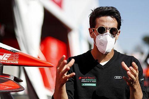 """Di Grassi: """"No reason"""" for car to break down in Rome E-Prix"""