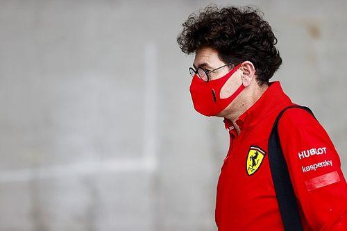 Бинотто перестал руководить техотделом Ferrari